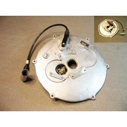 Grundplatte Zündungsgrundplatte Zündung Barkas EL 308 Standmotor