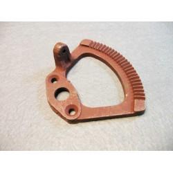 Rasterplatte Rastplatte Gasbetätigung VD8/8 Dieselmotor