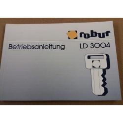 Betriebsanleitung Robur LD 3004
