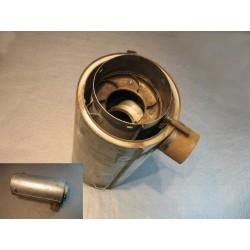 Sirokko Brennkammer 255 - 265 Dieselheizung DDR IFA Robur