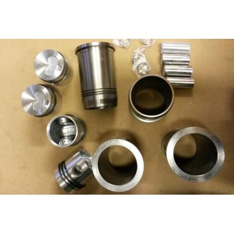 Kolben Zylinder Neu Multicar M24 M25 Dieselmotor 4VD8,8/8,5 SRF