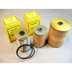 Wartungsset Robur LD Diesel Filter Dichtungen für Ölwechsel