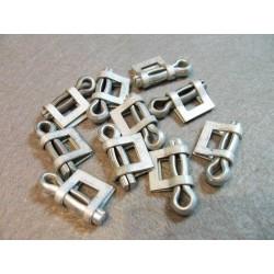 10x Spanner für DDR Schlauchband Oldtimer IFA